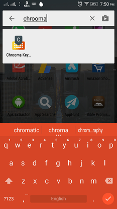 how to change primary account on android